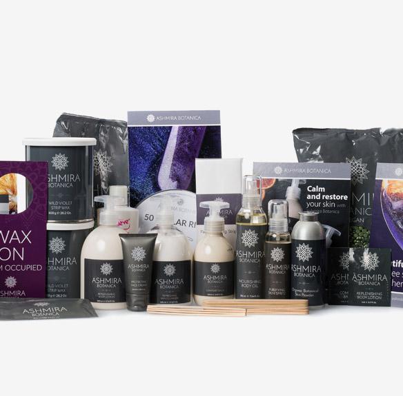 Ashmira Botanica - Full Starter Kit