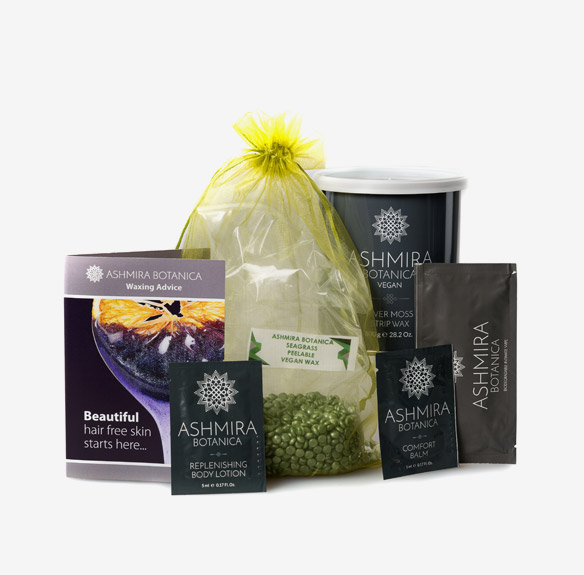 Ashmira Botanica - Try Me Vegan Kit